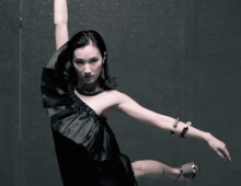 香港舞蹈團舞者影像拍攝花絮 Hong Kong Dance Company – Dancers' Portraits, The Making-of